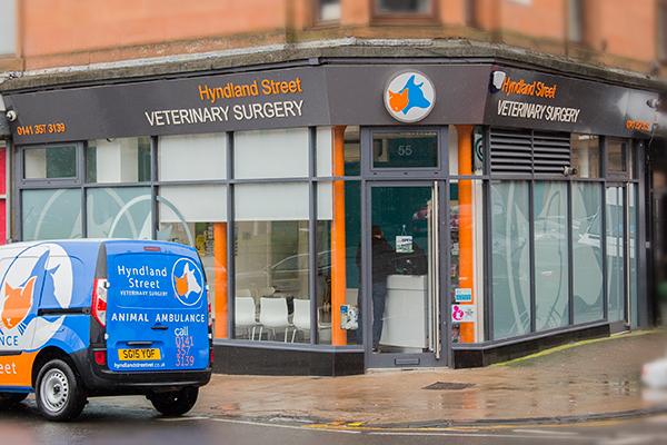 Hyndland Street Veterinary Surgery