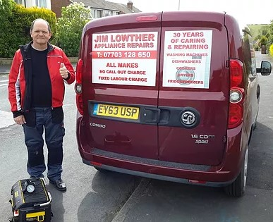 Jim Lowther Appliance Repairs