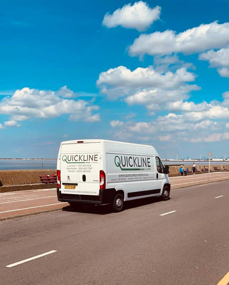 Quickline Couriers - Liverpool