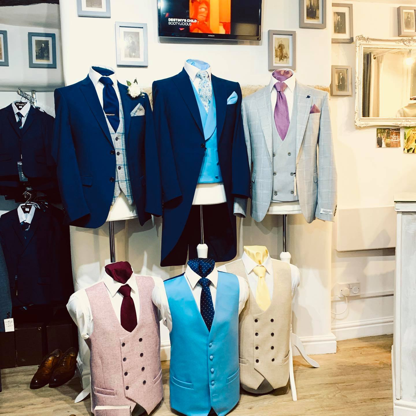 Reece Ford Suit Hire