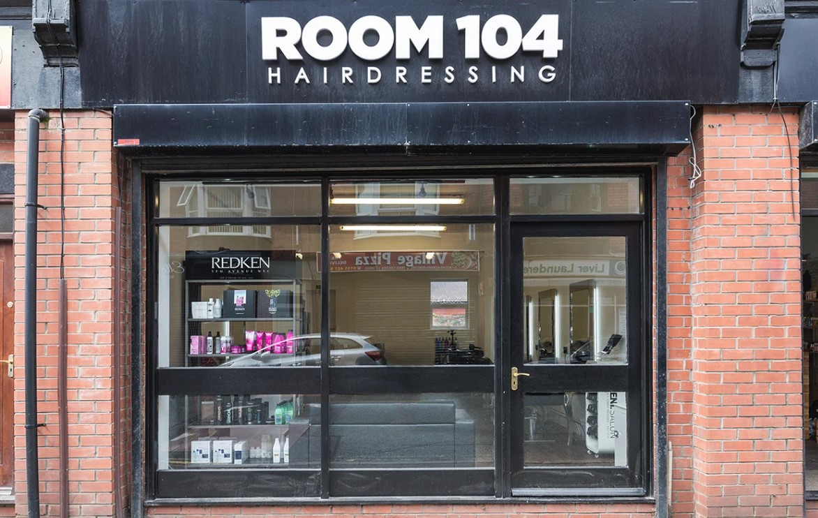 Room 104 Hairdressing