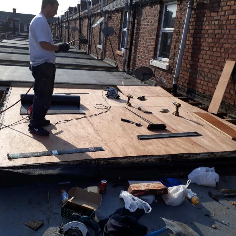 T D Contractors & Roofing Specialists