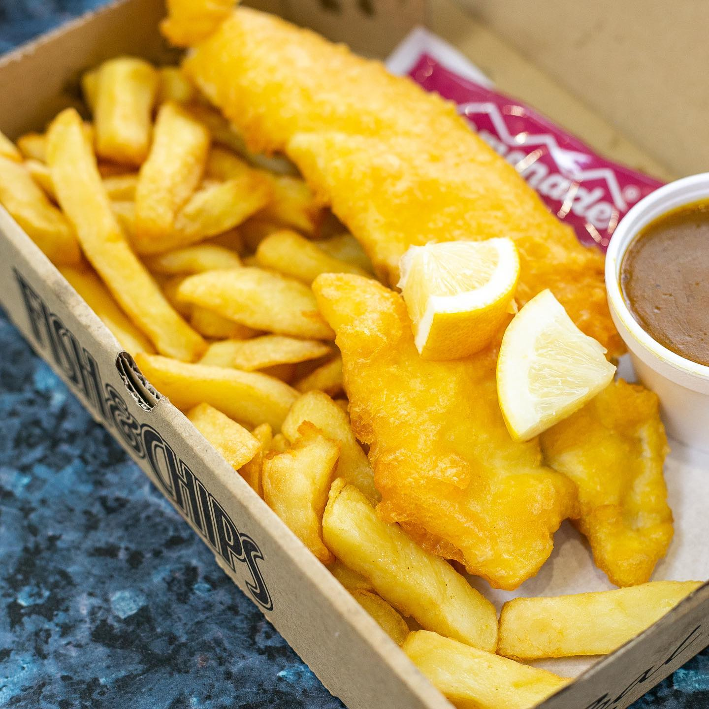 The Corner Plaice Traditional Fish & Chips