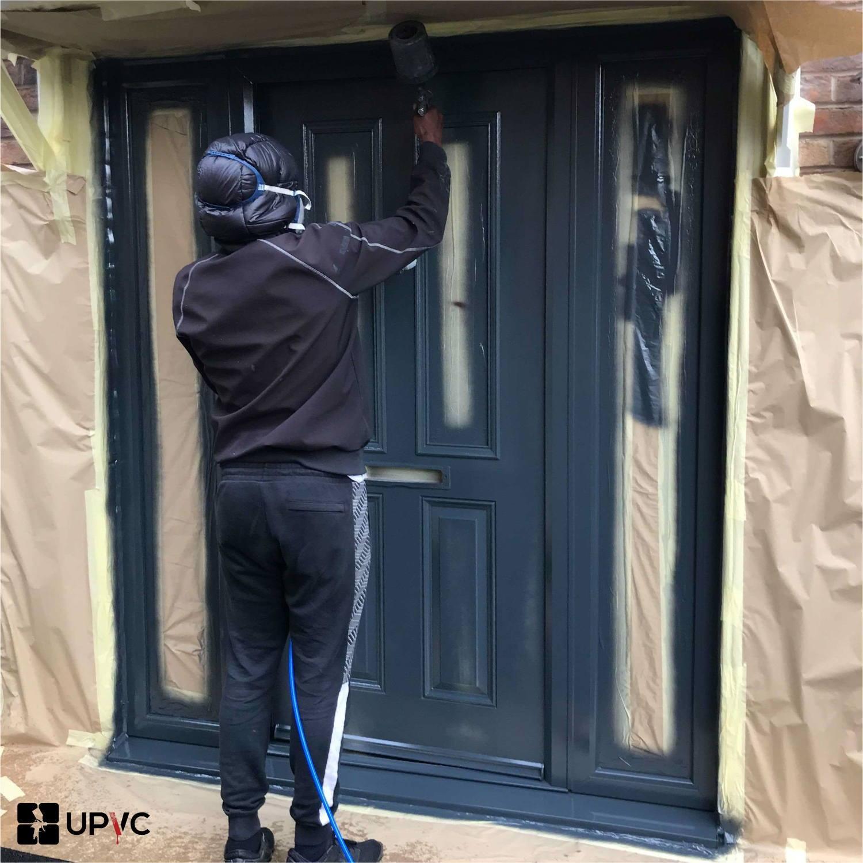 Upvc Spray Painters