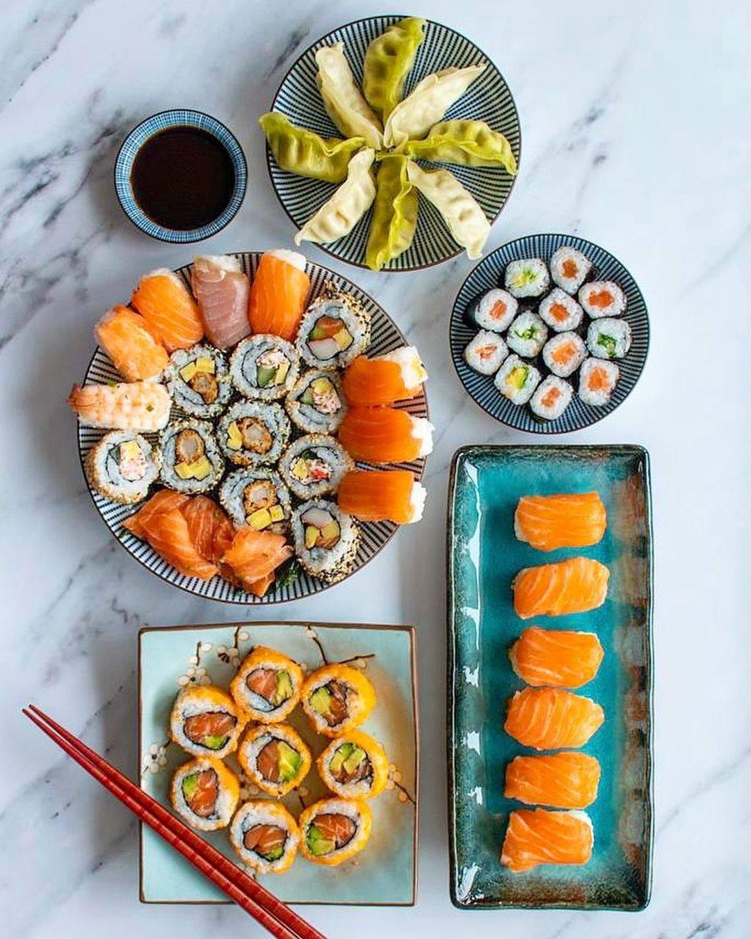Wasabi Sushi & Bento - Albion Street