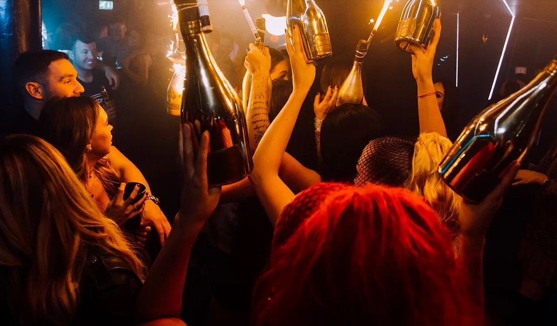 XOXO Nightclub Liverpool