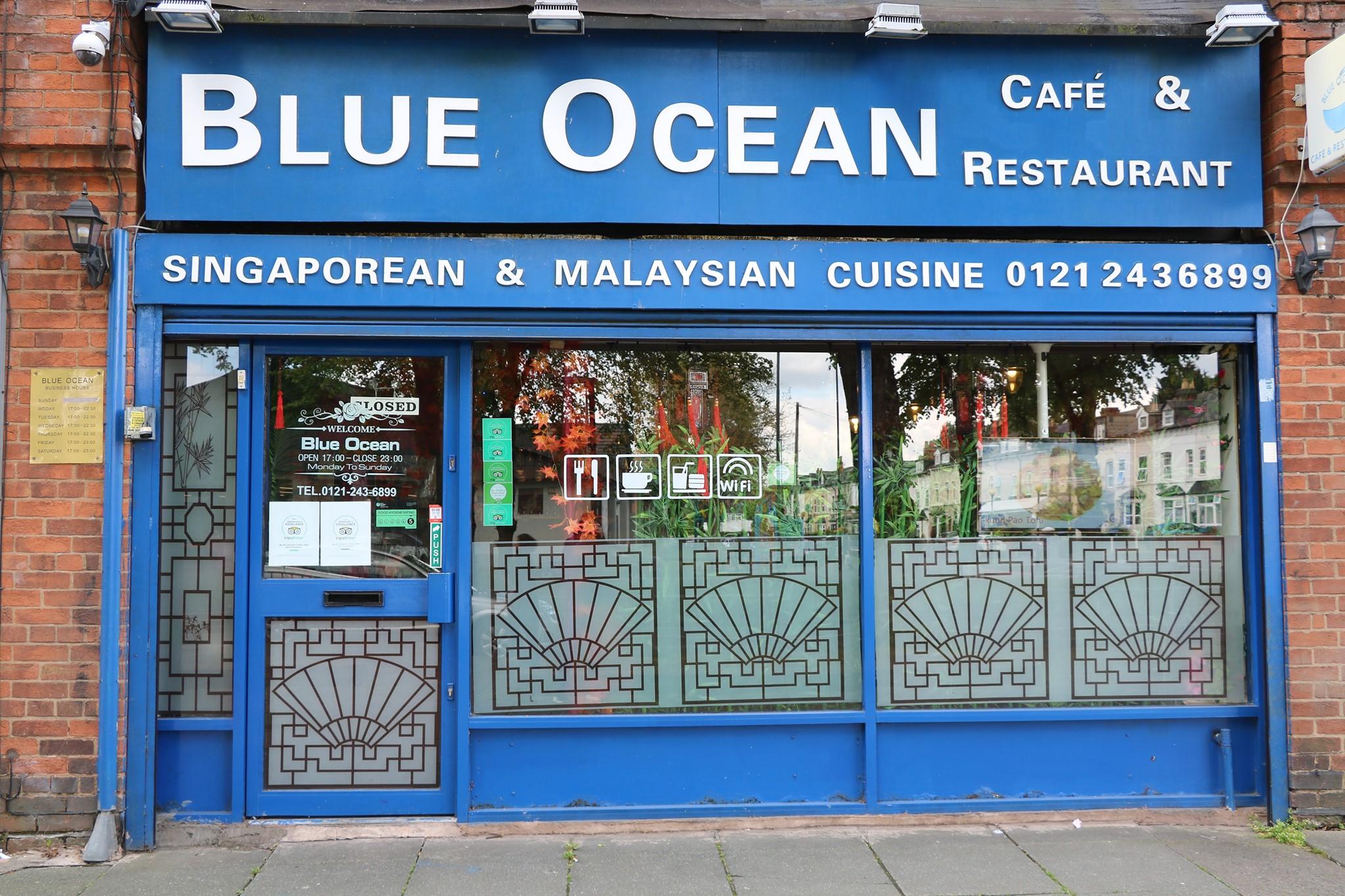 Blue Ocean Cafe & Restaurant