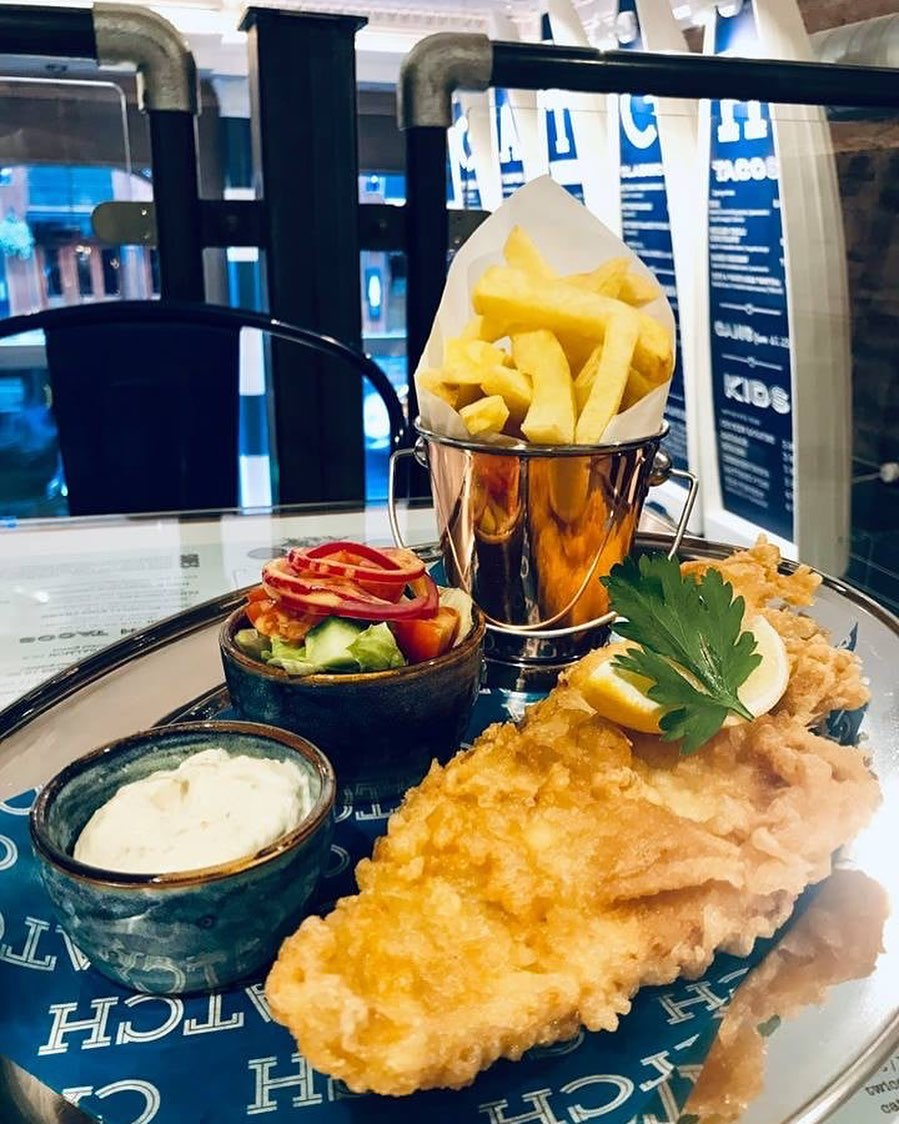 Catch Fish & Chips