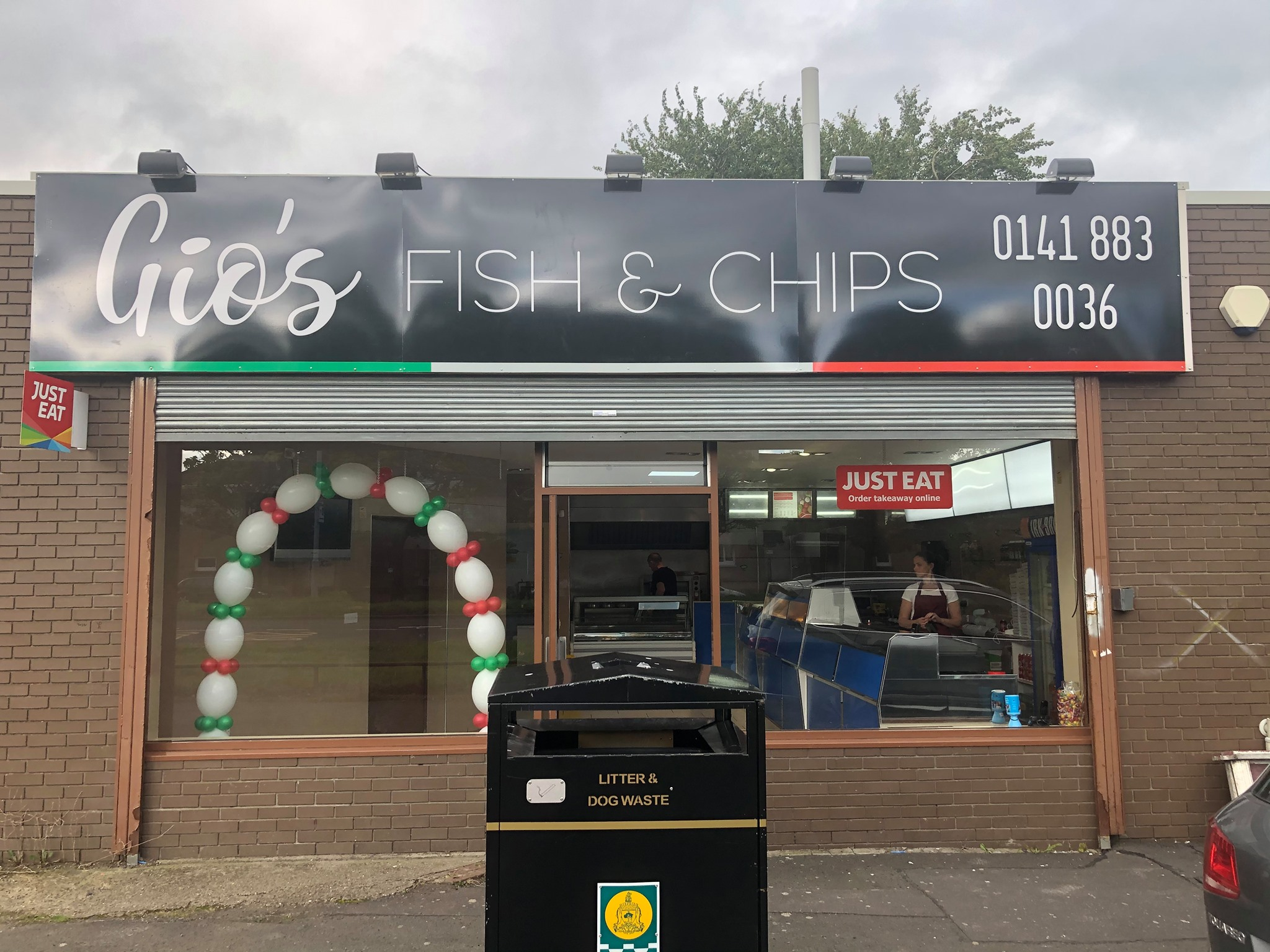 Gio's Fish and Chips