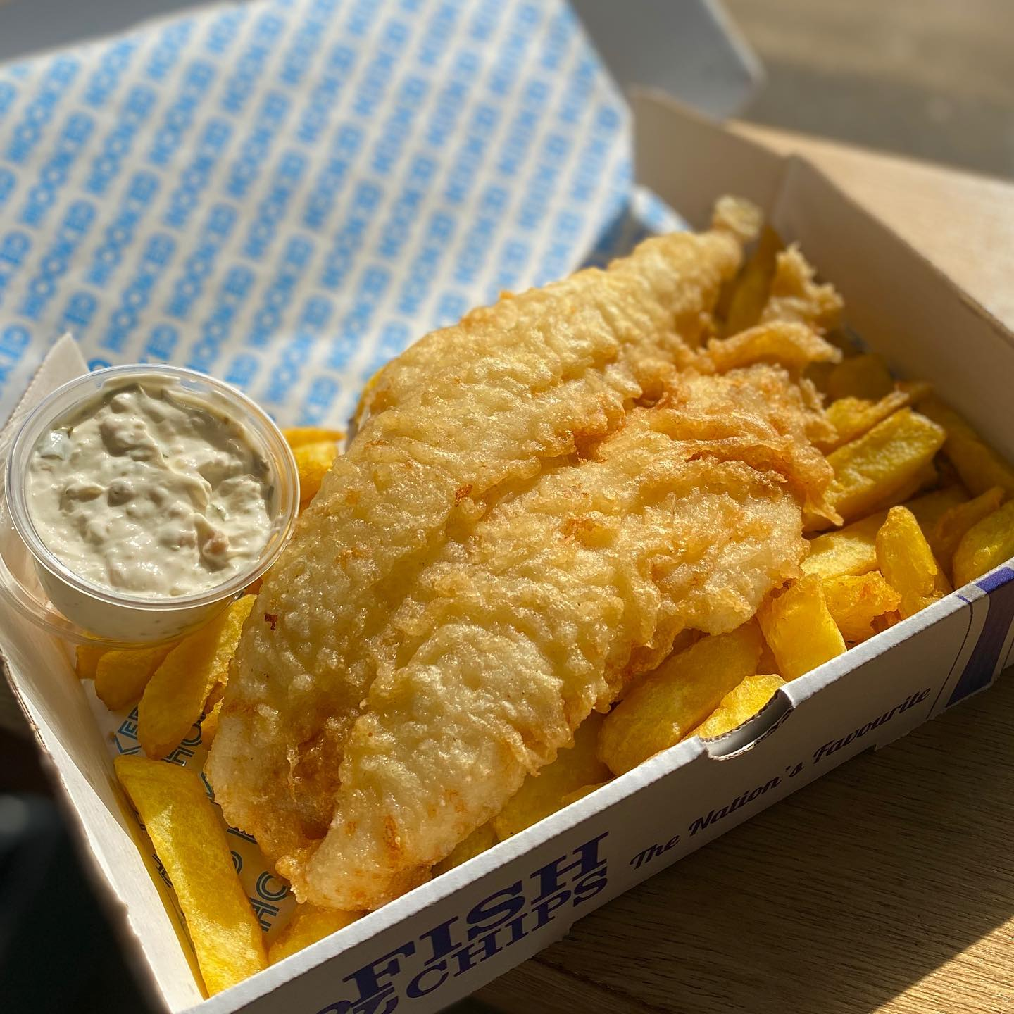 Hooked - Fish & Chips
