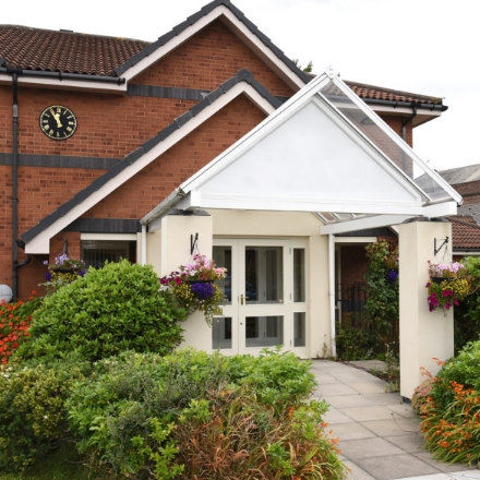 Mersey Parks Care Home