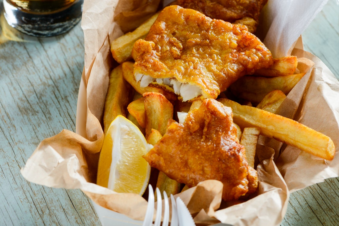 The Kent Fish & Chip Shop