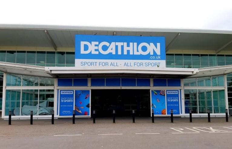 Decathlon Manchester-Eastlands