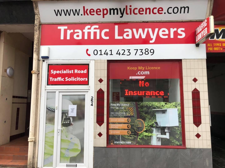 Keep My Licence