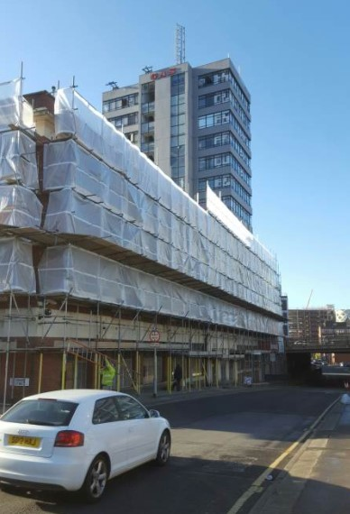 Leeds Scaffolding (Yorkshire) Ltd