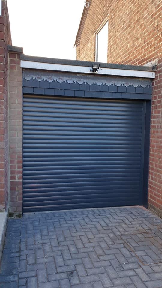 Newcastle Garage Doors and Shutters Ltd